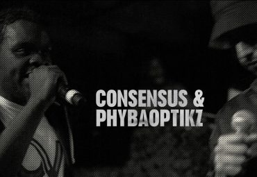 Consensus – Shoot the Messenger ft PhybaOptikz [Live @End of the Weak NYC]