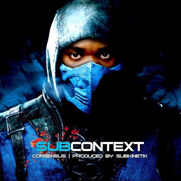 Consensus SubContext EP Cover