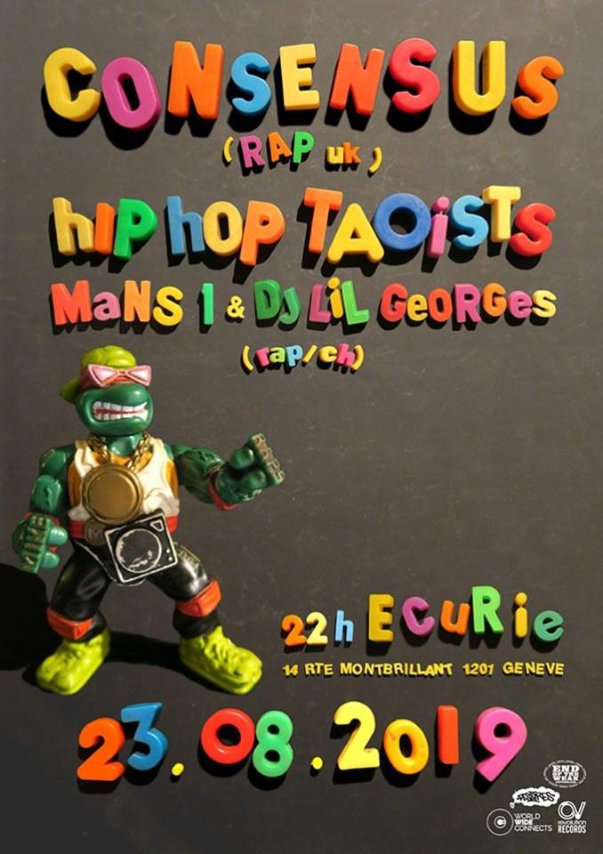 Consensus Rapper, Geneva