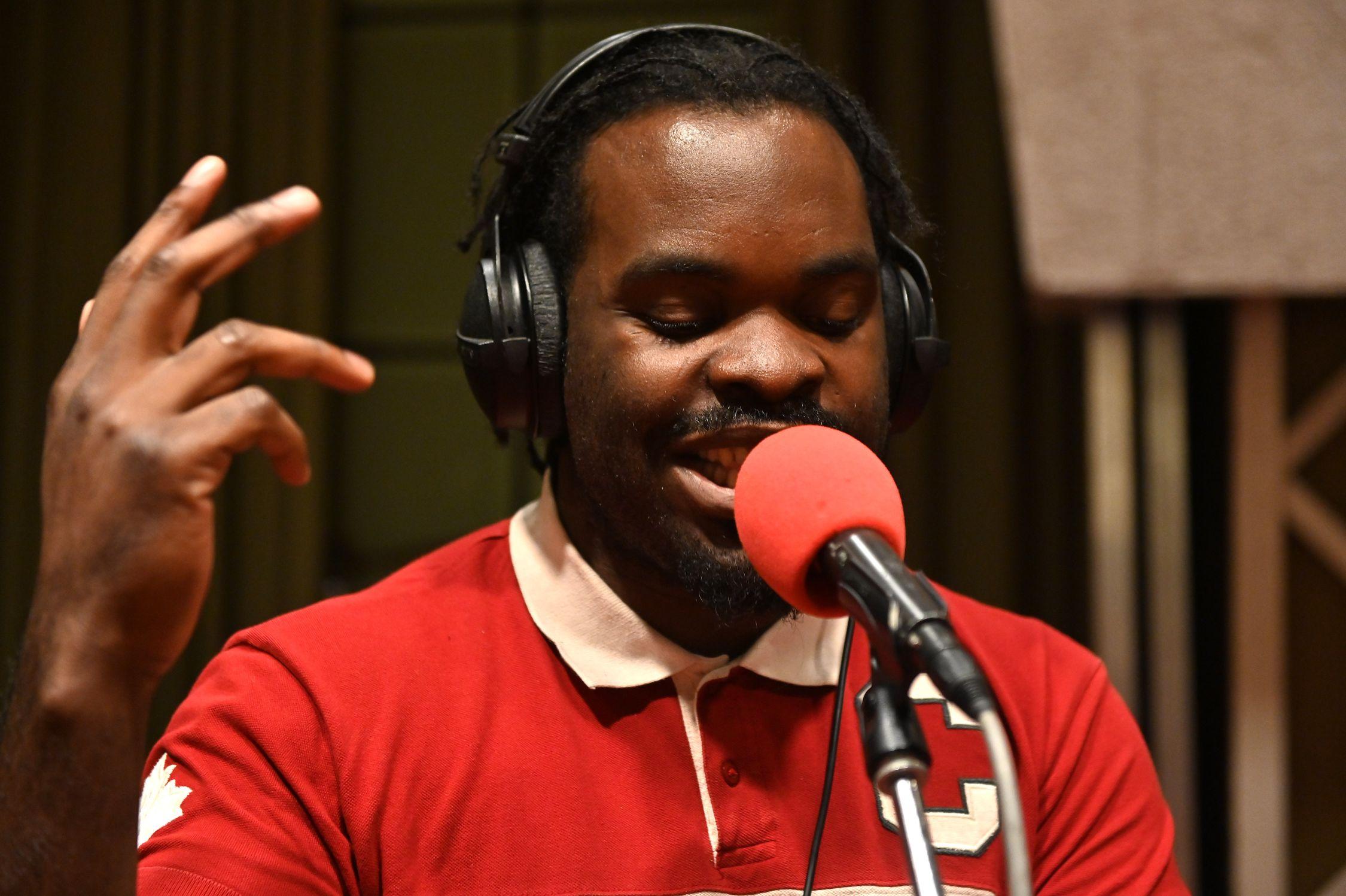 Rapper Consensus on BBC Radio 1xtra